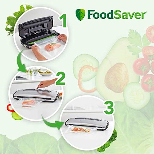 Envasadora Foodsaver FFS015X